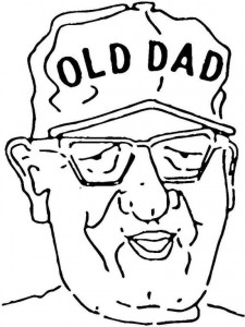 old dad face